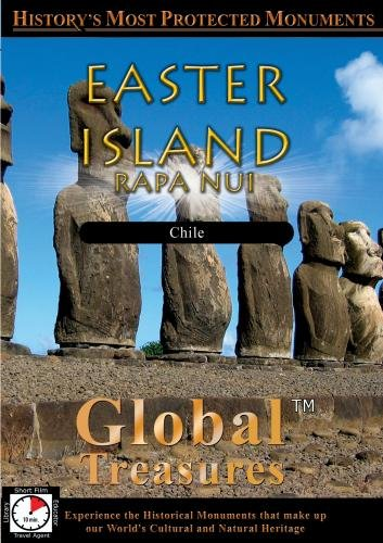 Global Treasures  EASTER ISLAND Rapa Nui Chile