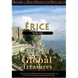 Global Treasures  ERICE Sicily, Italy