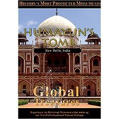 Global Treasures  HUMAYUN'S TOMB Delhi, India