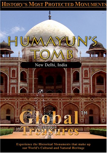 Global Treasures  HUMAYUN'S TOMB Delhi, India