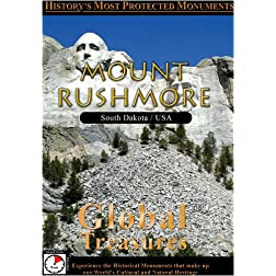 Global Treasures  MOUNT RUSHMORE South Dakota
