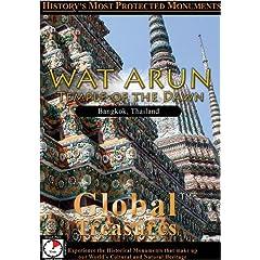 Global Treasures  WAT ARUN Bangkok, Thailand
