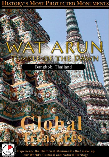 Global Treasures  WAT ARUN Bangkok, Thailand