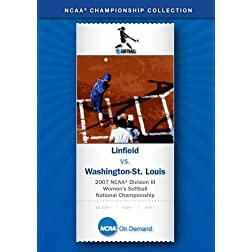 2007 NCAA Division III Women's Softball National Championship