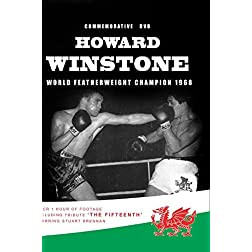 Howard Winstone Commemorative DVD