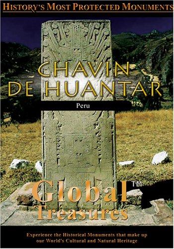 Global Treasures  CHAVIN DE HUANTAR Peru