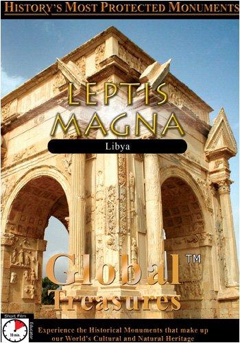 Global Treasures  LEPTIS MAGNA LIBYA