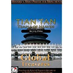 Global Treasures  TIAN TAN Temple of Heaven Peking, China
