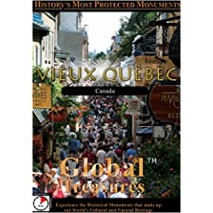 Global Treasures  Vieux Quebec, Canada
