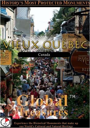Global Treasures  Vieux Quebec, Canada