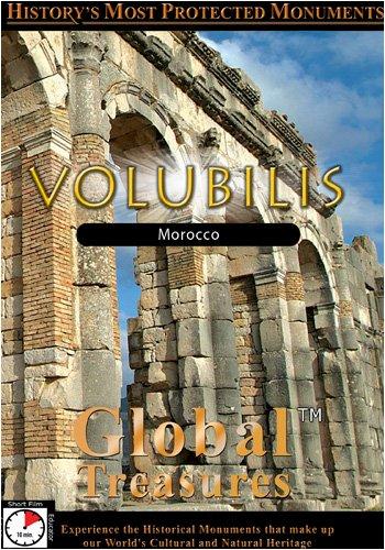 Global Treasures  Volubilis Morocco