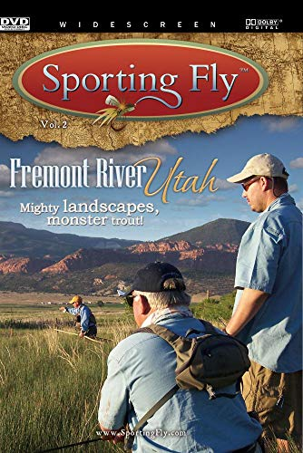 Fremont River Utah - Mighty landscapes, monster trout