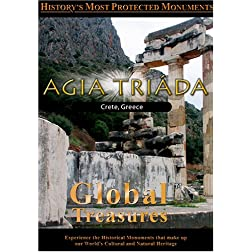Global Treasures  AGIA TRIADA Kreta, Greece