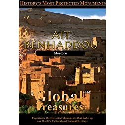 Global Treasures  Ait Benhaddou Morocco