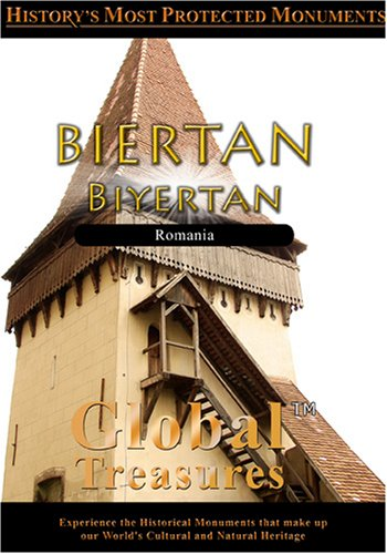 Global Treasures  BIERTAN Romania