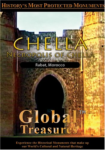 Global Treasures  CHELLA Necropolis of Chella Morocco