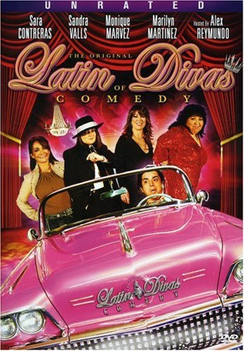 Latin Divas of Comedy (Alex Reymundo)