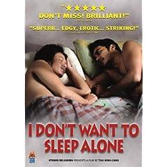 I Don't Want to Sleep Alone (Ws Sub)