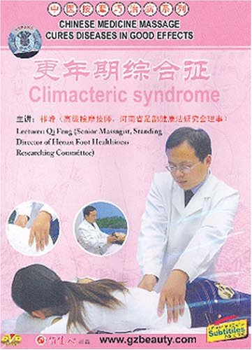 Chinese Medicine Massage Cures Diseases in Good Effects: Climacteric Syndrome (Menopause Syndrome)