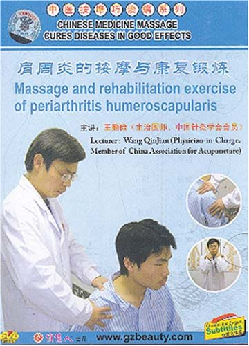 Chinese Medicine Massage Cures Diseases in Good Effects: Massage and Rehabilitation Exercise of Periarthritis Humeroscapularis (Frozen Shoulder)