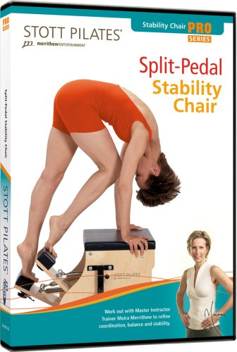 STOTT PILATES: Split-Pedal STability Chair