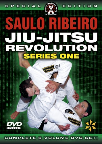 Saulo Ribeiro - Jiu-Jitsu Revolution, Series 1, Sport And Tournament Jiu-Jitsu DVD Instructional