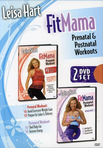 Leisa Hart: Fitmama - Prenatal and Postnatal Pregnancy Workout