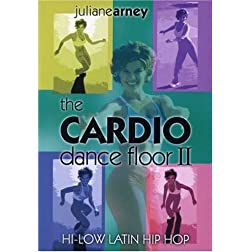 Juliane Arney: The Cardio Dance Floor Workout - Vol. 2