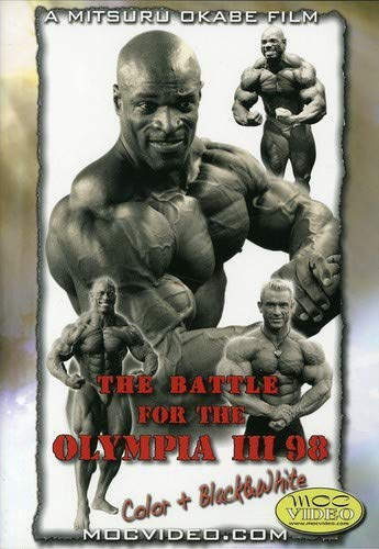 The Battle for Olympia 1998