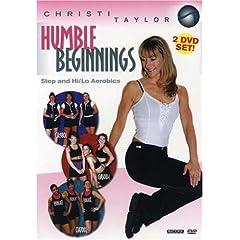 Christi Taylor: Humble Beginnings Step and Hi/Lo Aerobics