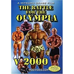 Battle for Olympia 2000
