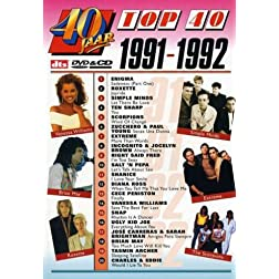 Top 40: 1991-1992