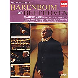 Daniel Barenboim: Beethoven Masterclasses