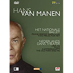 Hans Van Manen: Six Choreographies 75th Anniversary