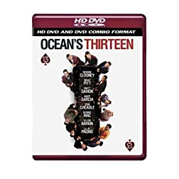Ocean's Thirteen (Combo HD DVD and Standard DVD) [HD DVD]