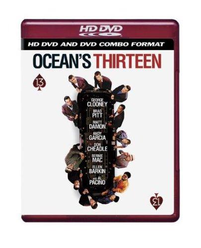 Ocean's Thirteen (Combo HD DVD and Standard DVD) [HD DVD]