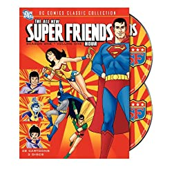 The All-New Superfriends Hour: Season One, Vol. 1