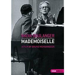 Nadia Boulanger - Mademoiselle