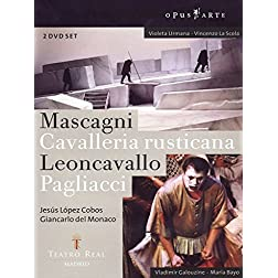 Leoncavallo - Pagliacci / Mascagni - Cavalleria Rusticana