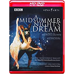 A Midsummer Night's Dream [HD DVD]