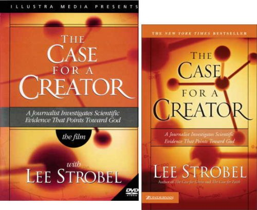 Case for a Creator DVD & Book Set