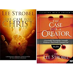Case for Christ / Case for Creator 2-DVD Set