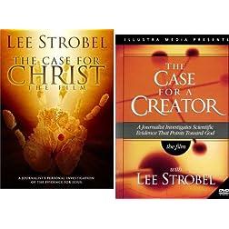 Case for Christ / Case for Creator 2-DVD Set