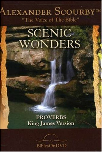 Scenic Wonders: Proverbs - Alexander Scourby