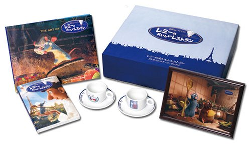 Ratatouille (First Press Limited Collector's Edition) [Region 2]