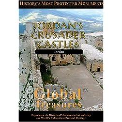 Global Treasures  JORDAN'S CRUSADER CASTLES