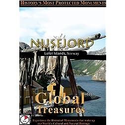 Global Treasures  NUSFJORD Norway