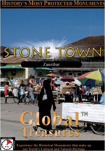 Global Treasures  STONE TOWN Tanzania