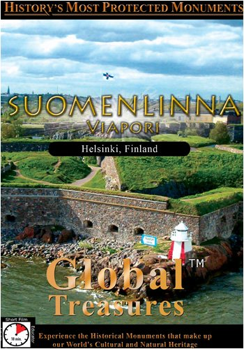 Global Treasures  Suomenlinna Finland