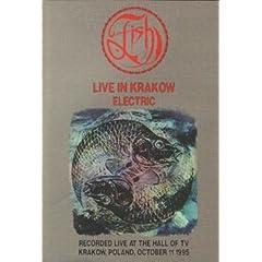 Live in Krakow (Electric)